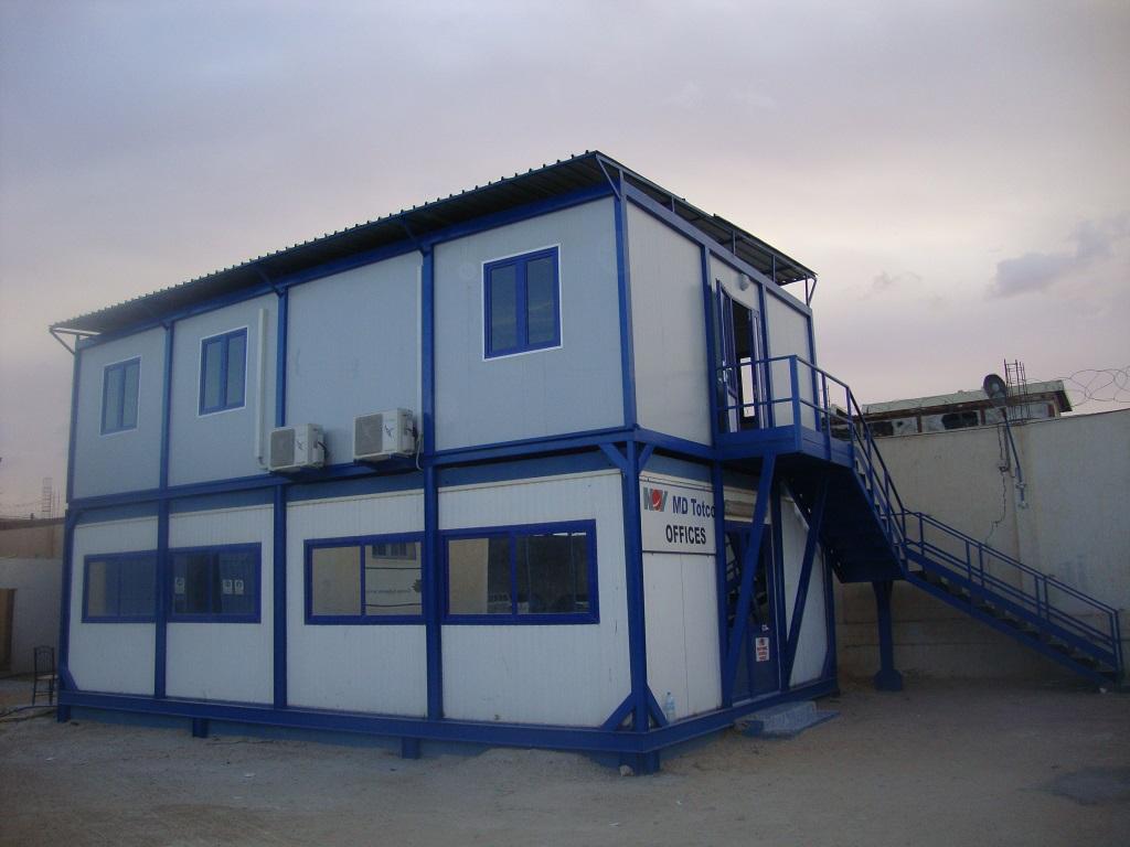 Cabines modulaires - Maison bloc modulaire ...
